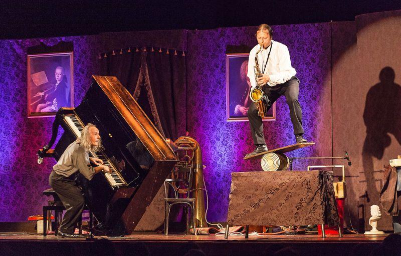 Kleinkunstbühne Mons Tabor will sich mit Kultur einmischen