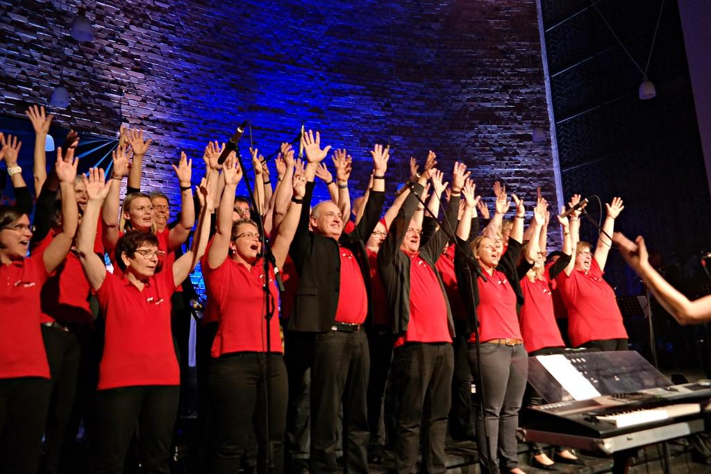 Konzertabend mit Da Capo Living Gospel