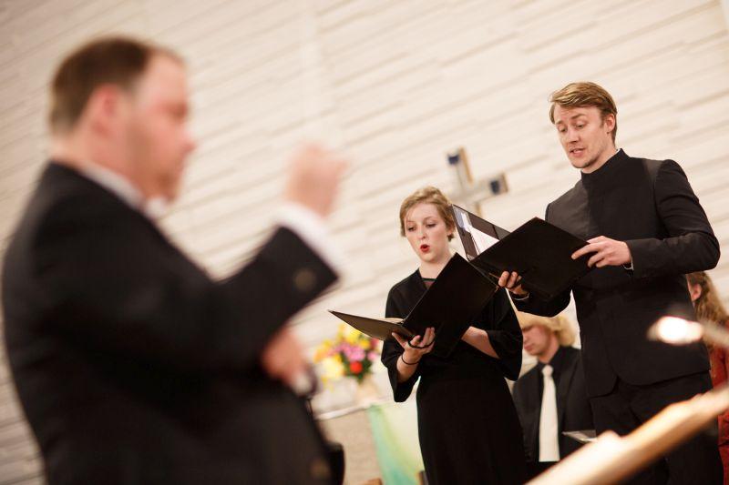 Reformationskonzert wird zum musikalischen Abenteuer