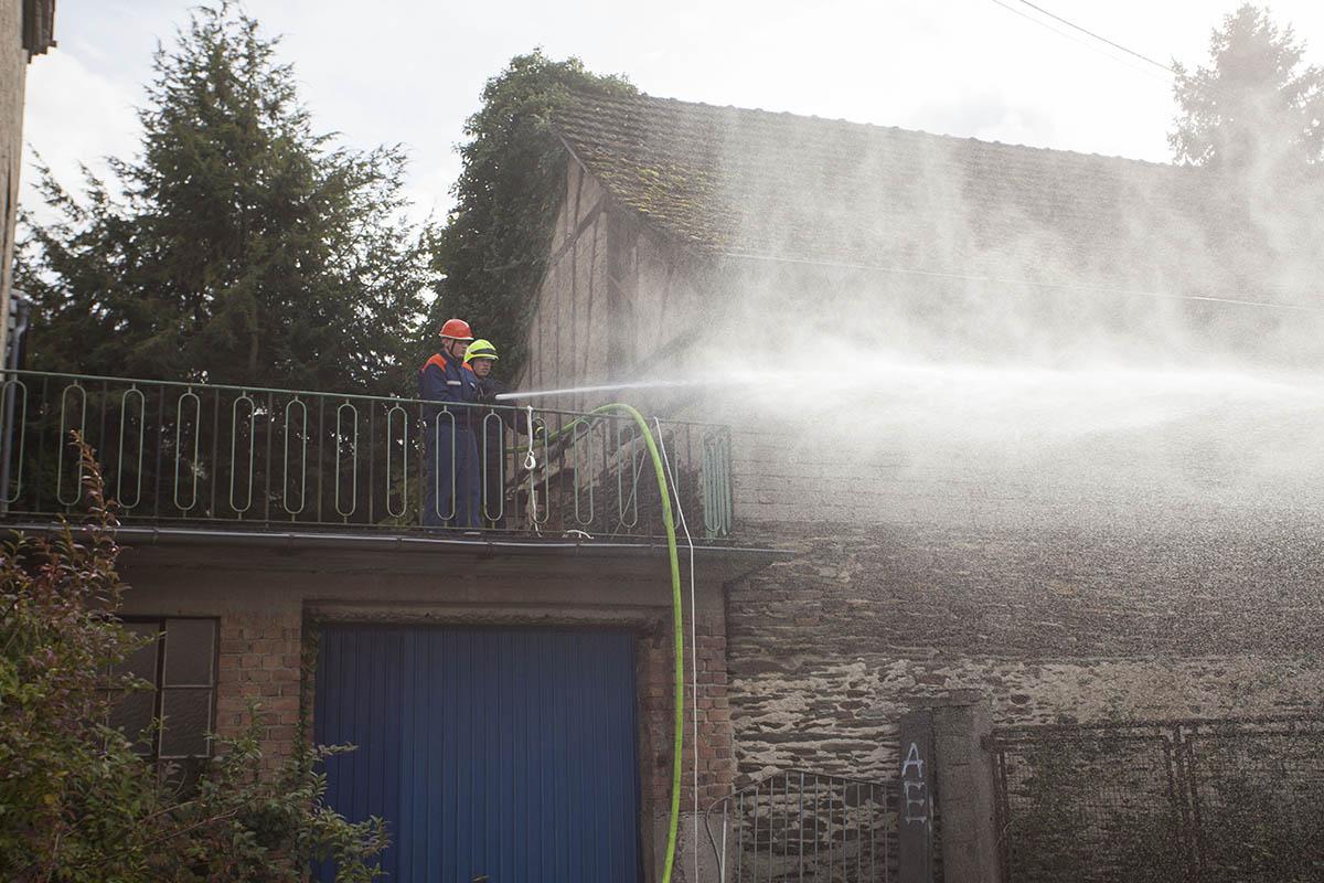 Feuerwehr VG Dierdorf bildet aus