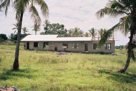 Wäller Schule in Afrika macht große Fortschritte