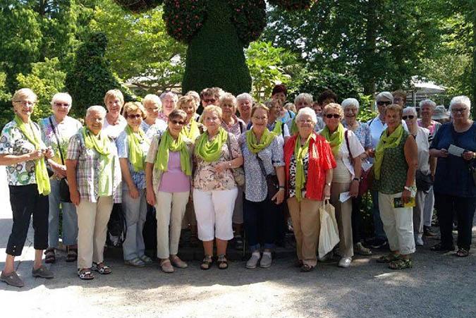 Land-Frauen Neuwied besuchten Bregenzer Festspiele