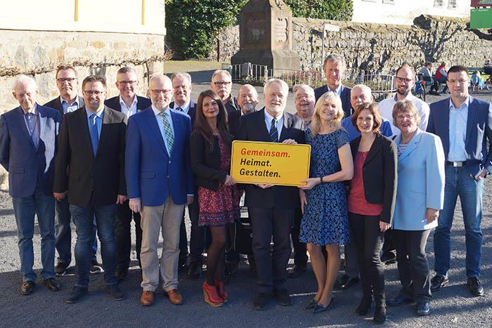 CDU Unkel gibt Liste für Stadtrat bekannt