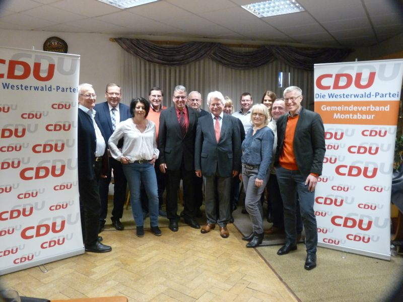 CDU-Ortsverband Neuhäusel. Foto: privat