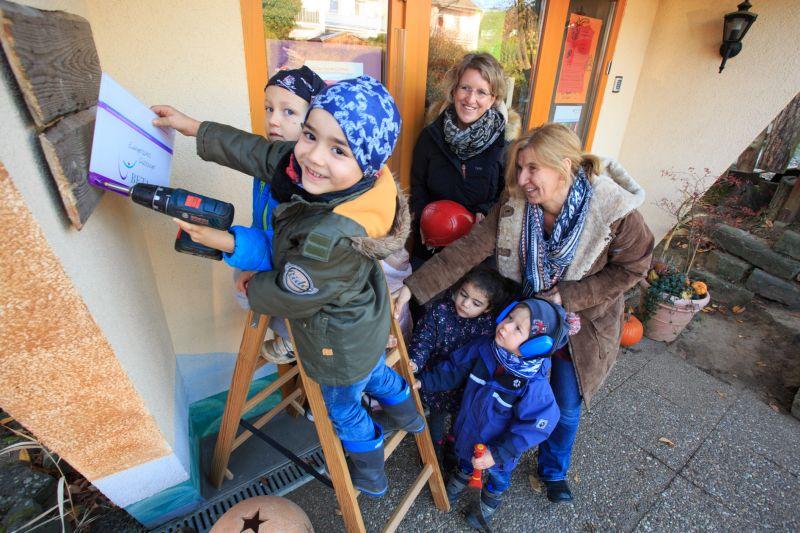 Evangelische Kita Höhr-Grenzhausen erhält hohe Auszeichnung