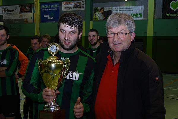 SG Atzelgift ist Futsal-Hallenkreismeister der Kreisligen C/D