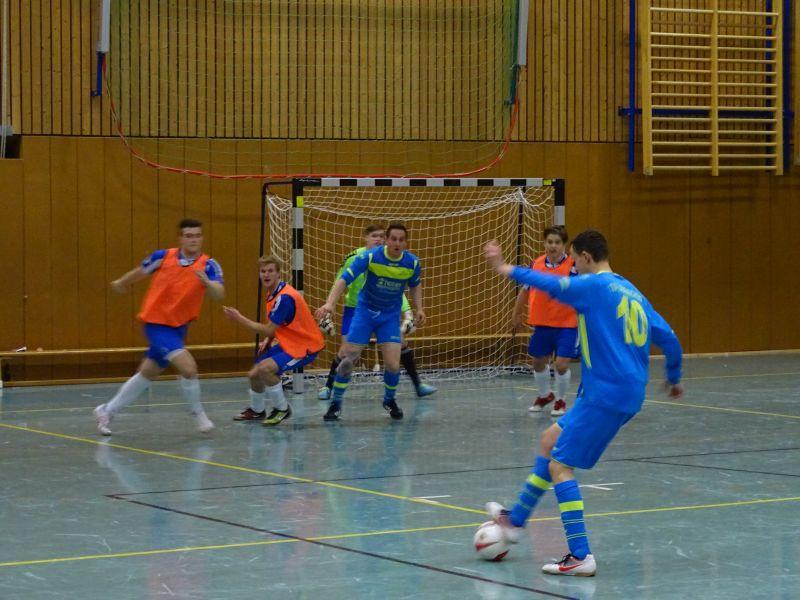 Endrunde der Futsal Hallenkreismeisterschaft