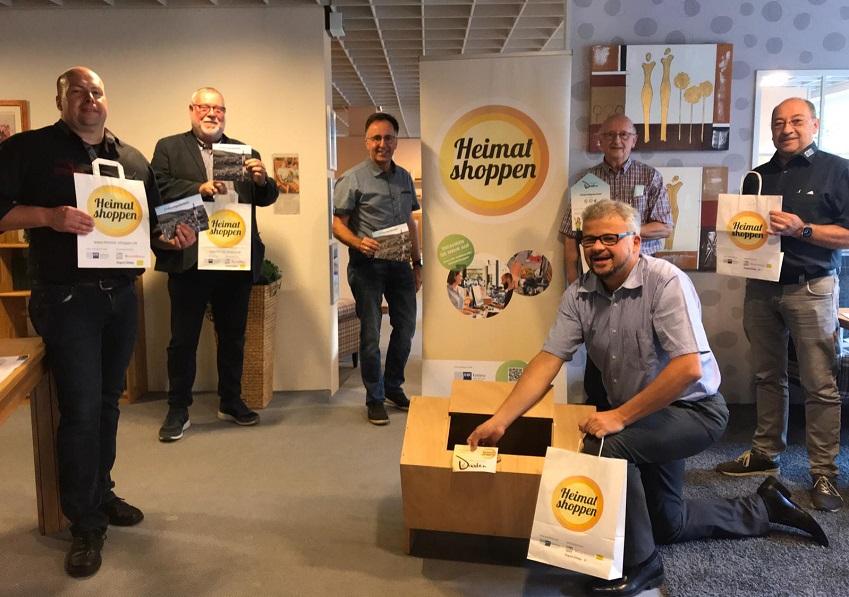 """""""Heimat shoppen""""-Aktionstage in Daaden wieder sehr beliebt"""