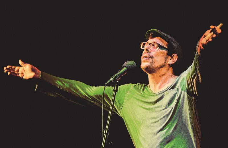 Poetry Slamer steigen in Hachenburg in den Ring