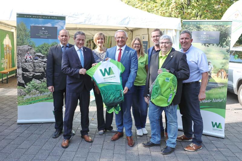 Dritter Westerwälder Tourismustag in Hachenburg