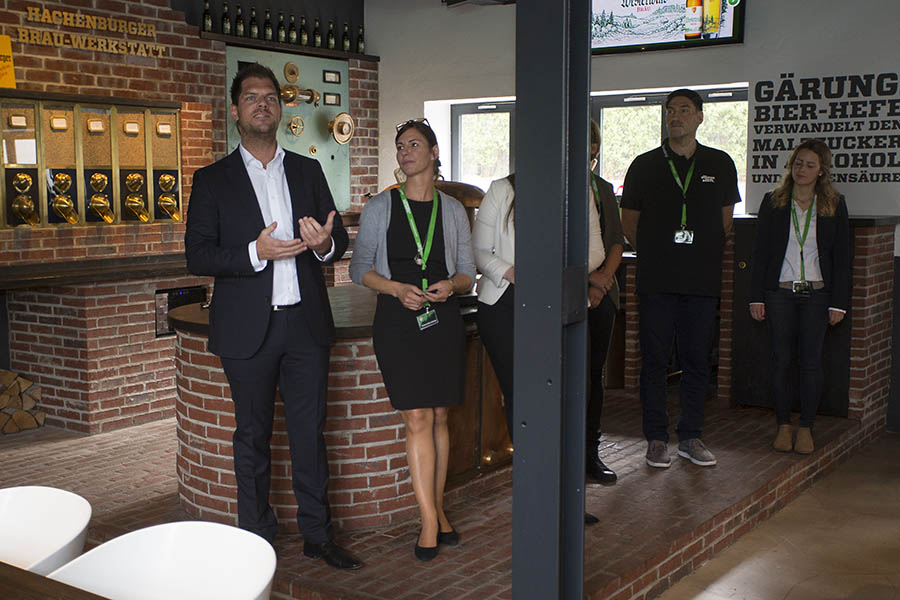 """""""Wir brauen, Sie schauen"""" – ein Erfolgsrezept der Hachenburger Brauerei"""