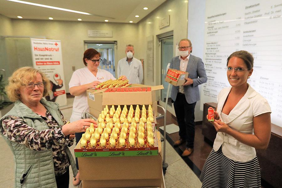 Karl-Hack-Stiftung rettet 120.000 Osterhasen
