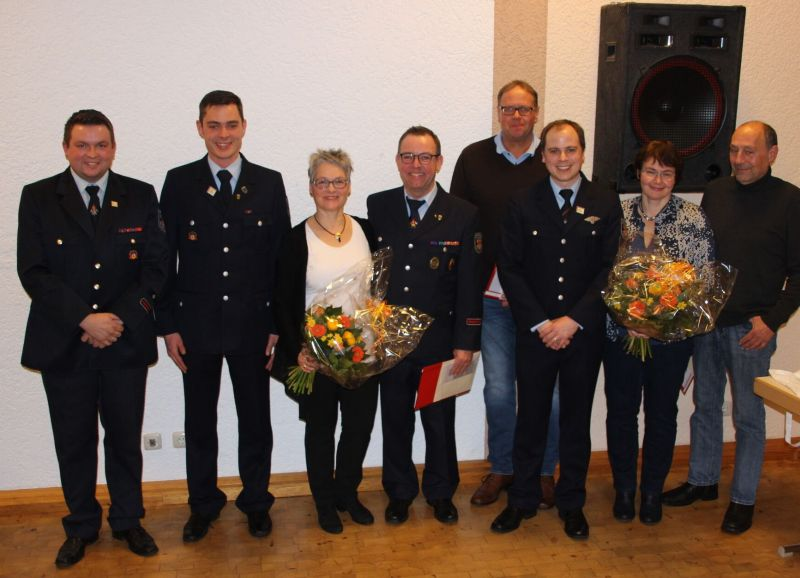 Förderverein der FFW  Härtlingen hat neuen Vorstand