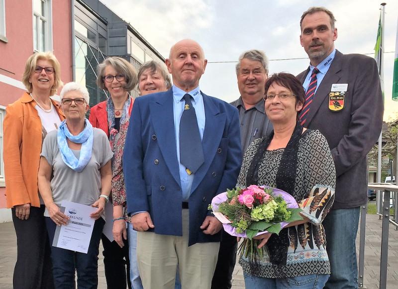 DLRG OG Hamm/Sieg traf sich zur Jahreshauptversammlung