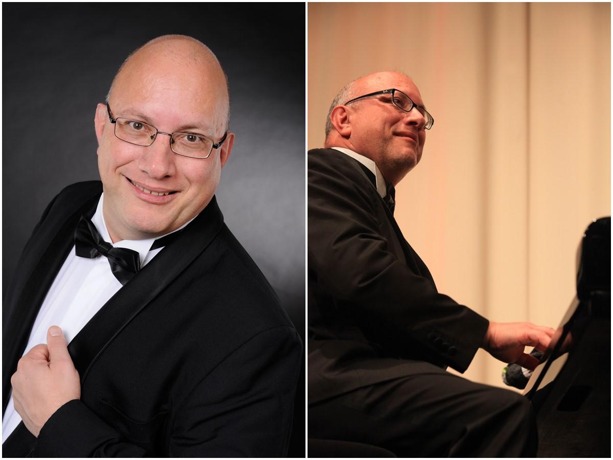 Boogie-Pianist Jörg Hegemann gastiert im KulturHaus Hamm