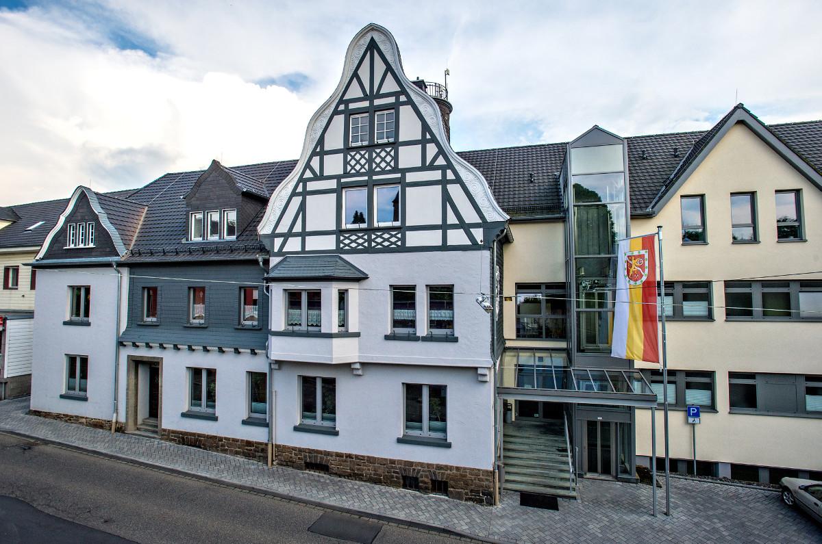 Das Rathaus Hamm ist wieder geöffnet