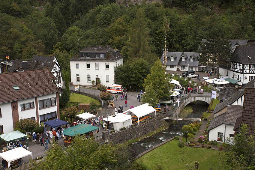 18. Handwerkermarkt in Grenzau am Sonntag, 20. August