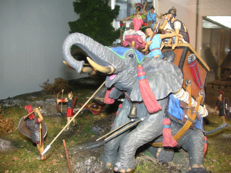 Skulpturen Miniaturen Museum öffnet nach Anmeldung