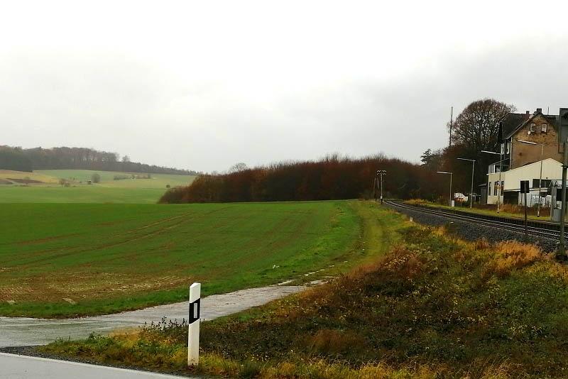 Krankenhaus Hachenburg: Bauern verteidigen ihr Land