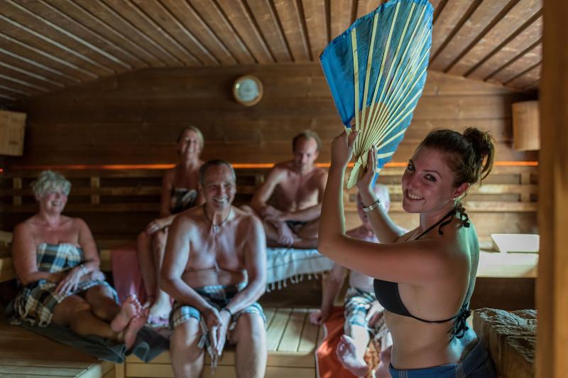 """""""Karibik-Traum"""": Sauna-Abend im Wiedtalbad"""