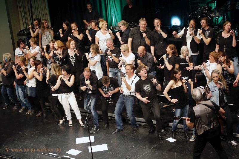 Heart-Chor Kaiserslautern. Fotos: Veranstalter