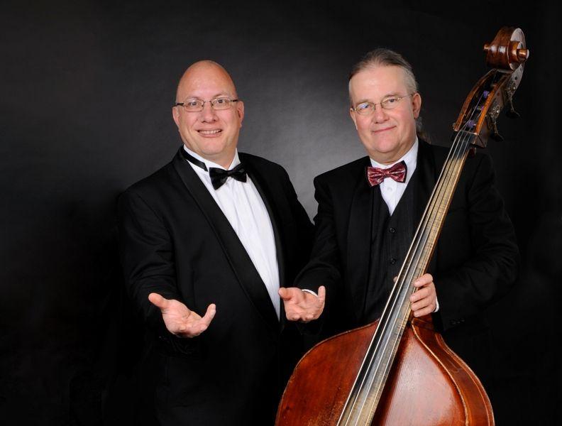 Konzert mit Klavier & Kontrabass in der Alten Schmiede