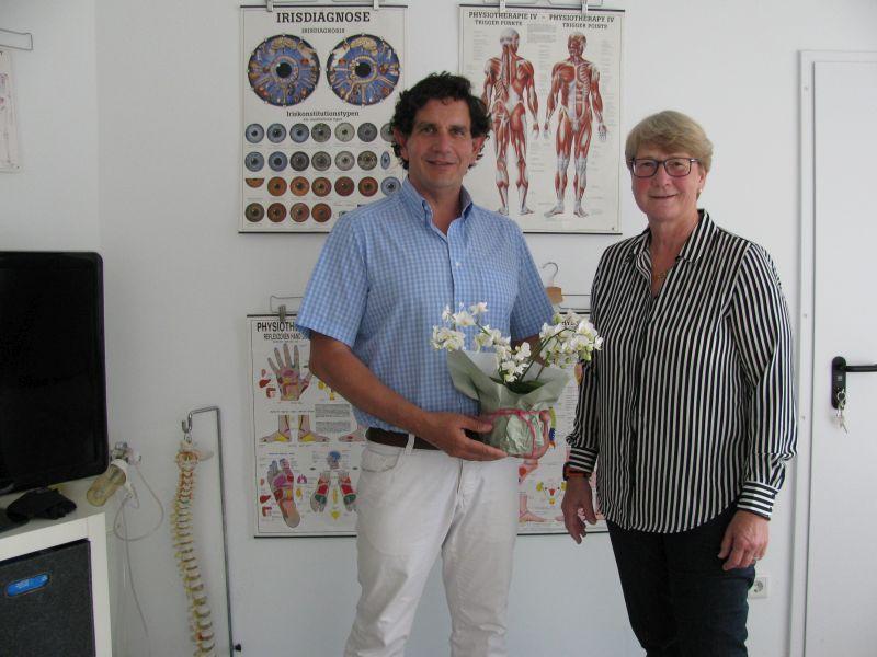 Neueröffnung Praxis für fasziale Schmerztherapie in Bad Marienberg