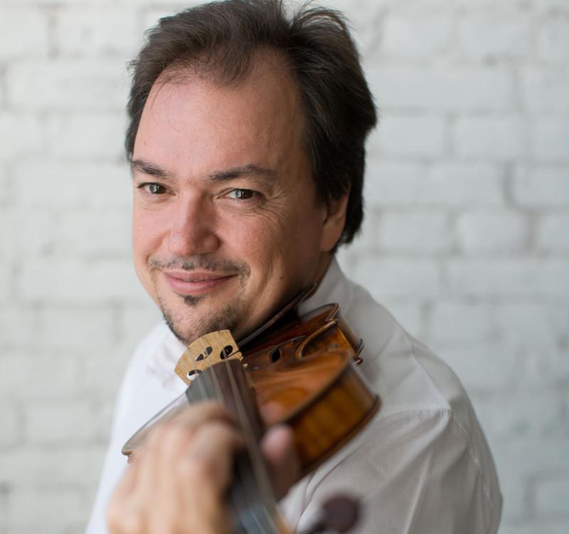 Kreutzersonate: Violinvirtuose Krylov im Gespr�chskonzert