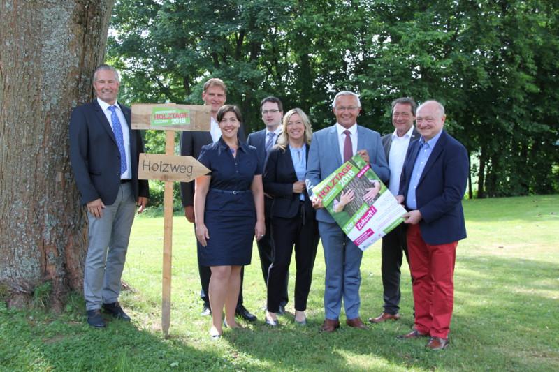 """""""Hier wächst Zukunft"""": Westerwälder Holztage kommen"""