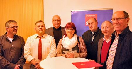 SPD im Westerburger Land lud zum Heringsessen ein