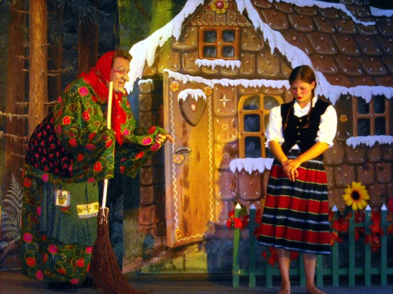 Hänsel und Gretel in Bad Marienberg