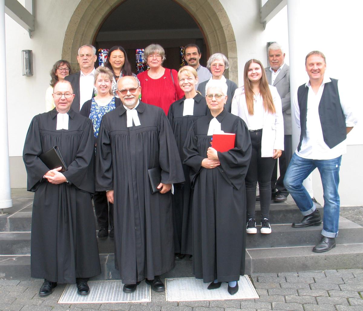 Abschied und Neubeginn in der Kirchengemeinde Hilgenroth