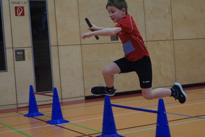 Leichtathletik-Kreismeisterschaften in Windhagen