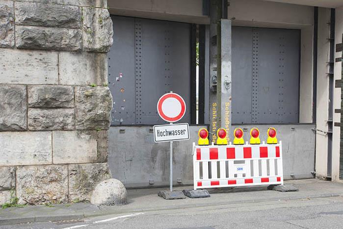Hochwasservorhersagen ab sofort zentral in Mainz