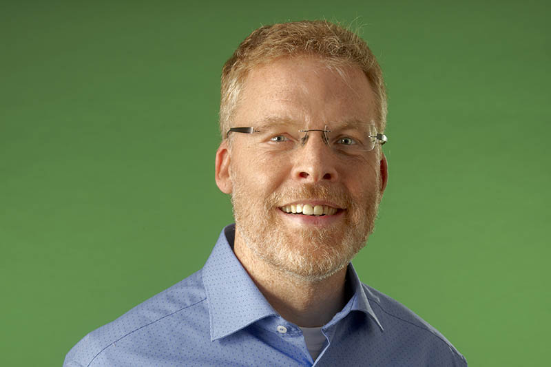 Grüner Bürgermeisterkandidat Holger Zeise stellt sich Fragen der Bürger