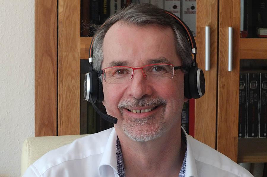 Webkonferenz mit Sven Lefkowitz zur Pflege und Gesundheitsversorgung