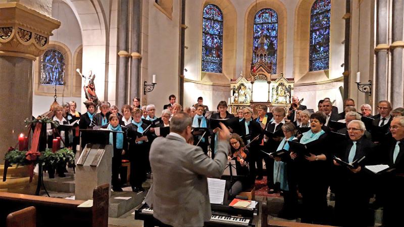 Kirchenmusikalische Andacht zum Advent
