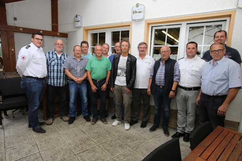 DRK-Bereitschaft Horhausen ehrt Blutspender