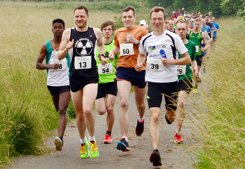 Der TuS Horhausen hofft auf viele Teilnehmer beim dritten Raiffeisenlauf. Foto: Verein