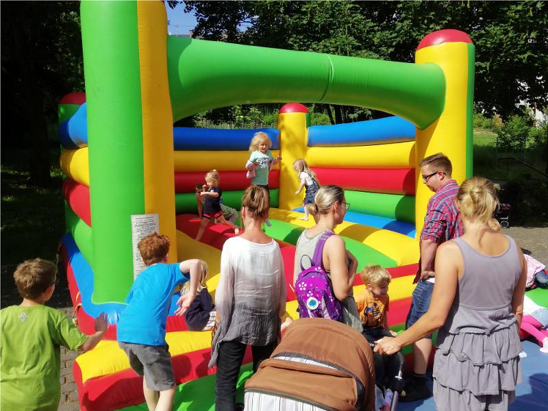 """""""Let´s Play"""": Spieleparty am Ferbachspielplatz"""