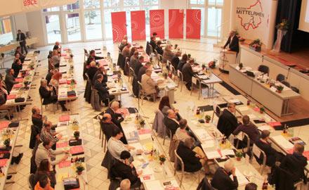 IG BCE Mittelrhein setzt ein kraftvolles Zeichen