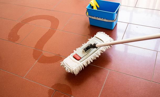 Unsaubere Verträge: Online-Check für Reinigungskräfte