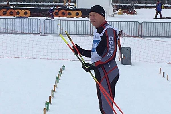 Puderbach bei der Skilanglauf Masters WM Klosters/Davos
