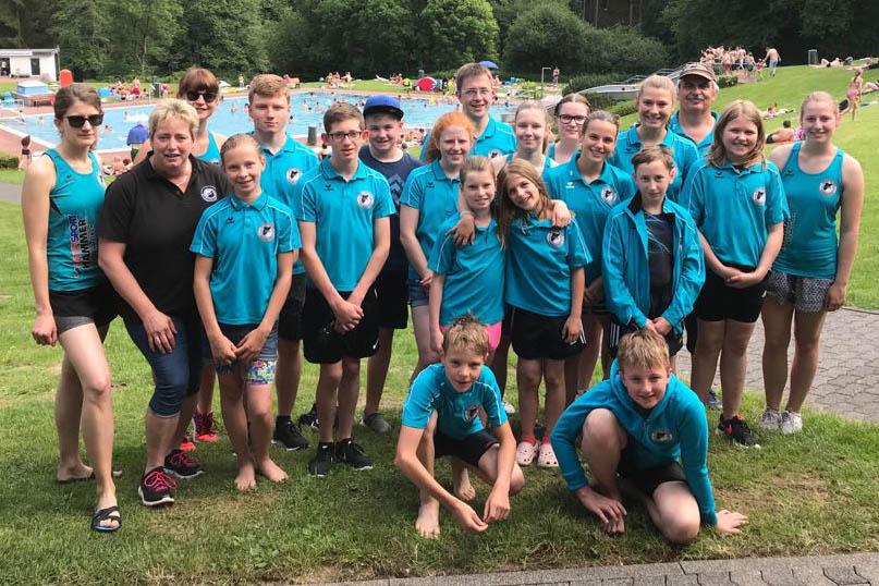 3. Internationaler Wettkampf der Sportfreunde 09 Puderbach