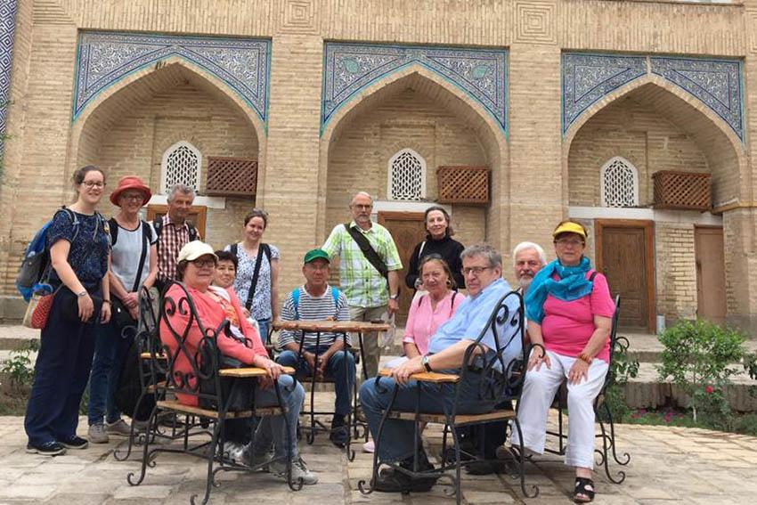 Reise nach Usbekistan - ein Land wie in 1001 Nacht