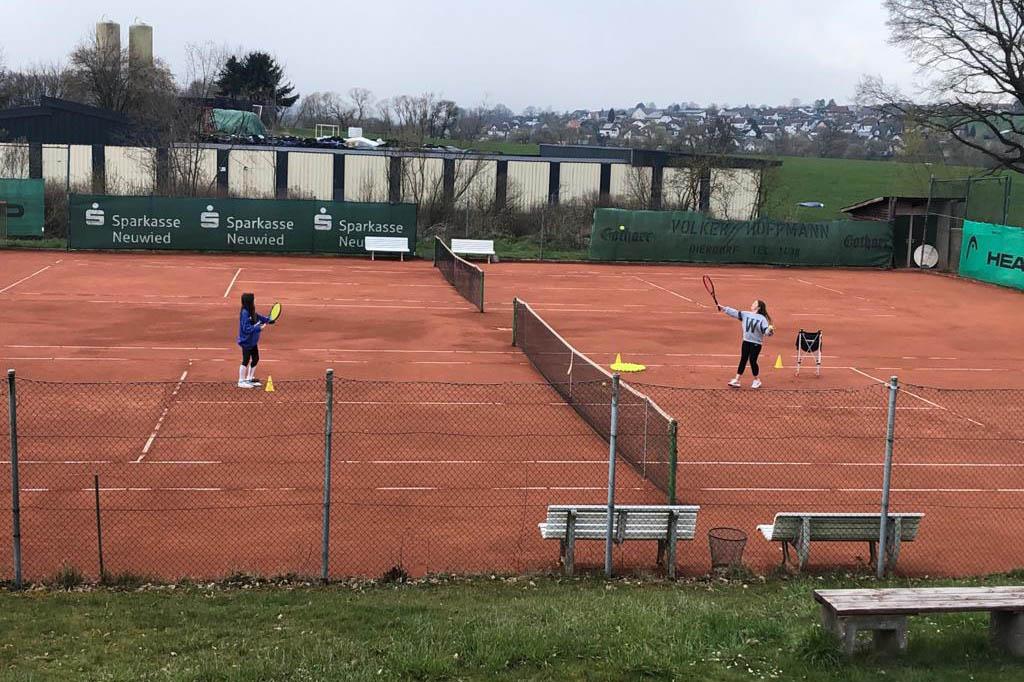 Tennisclub Dierdorf: Start der Schulkooperation im Mai