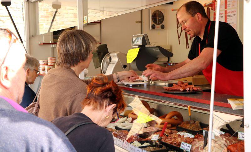 Markt in Höhr-Grenzhausen sucht weitere Beschicker