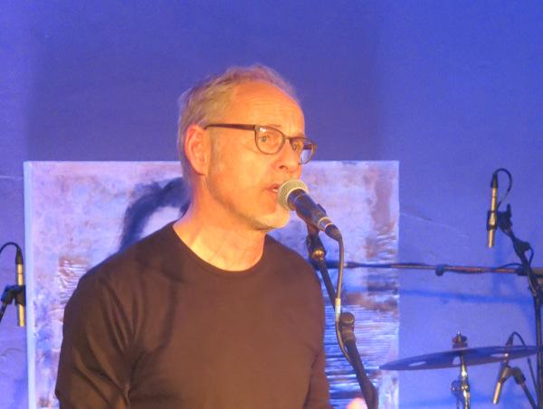 Reinhold Beckmann war mit seiner Band zu Gast in Altenkirchen. (Foto: wear)