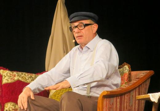 Ruhrpott goes Westerwald: Herbert Knebel begeisterte in Altenkirchen