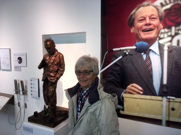 Unkeler Willy Brandt-Forum ist ein Besuchermagnet